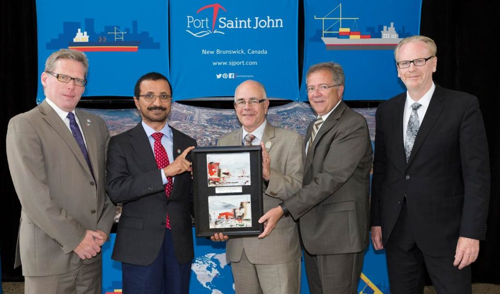 Port Saint John and DP World Enter Long-Term Lease for Operation of West Side Container Terminal