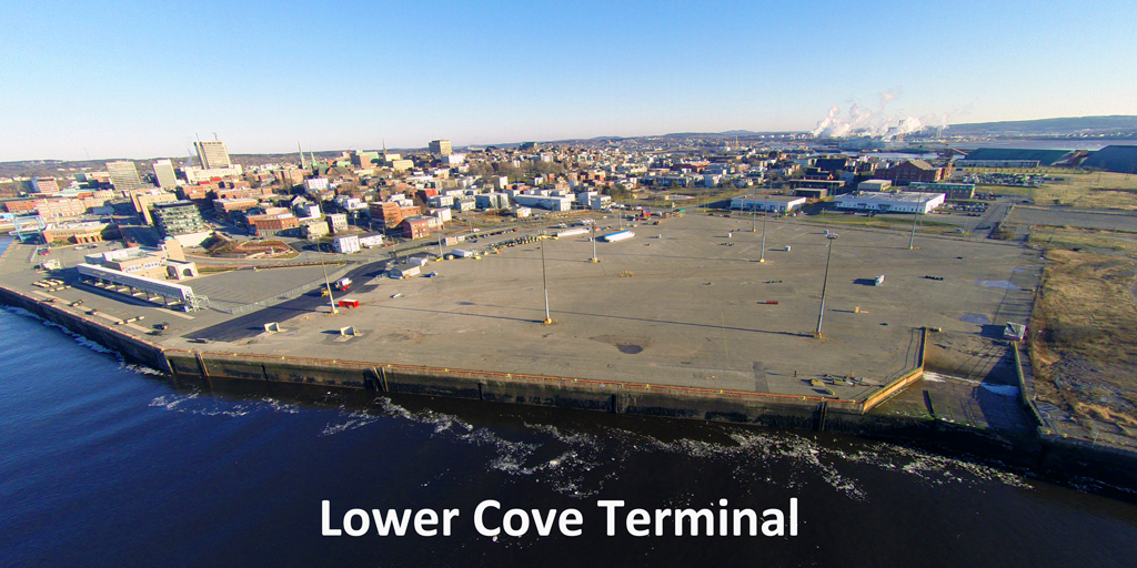 Lower Cove Terminal